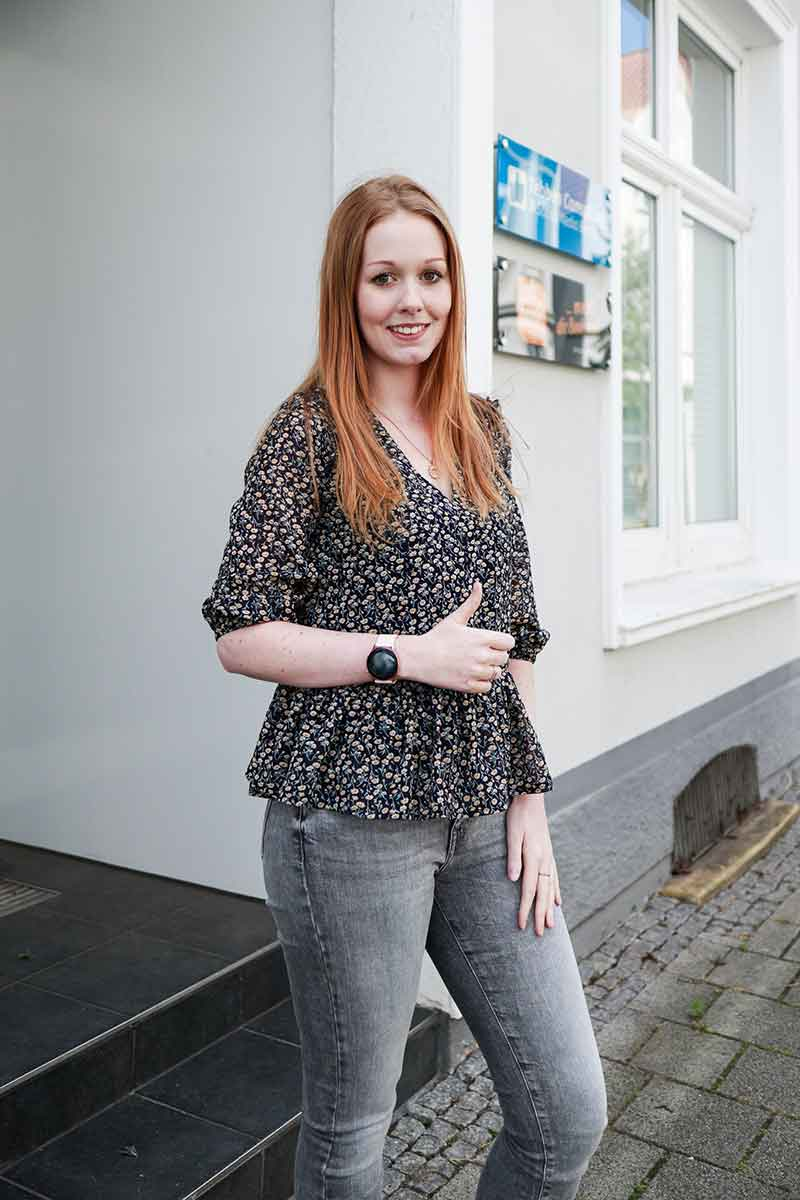 Nane Erdmann Social Media Manager